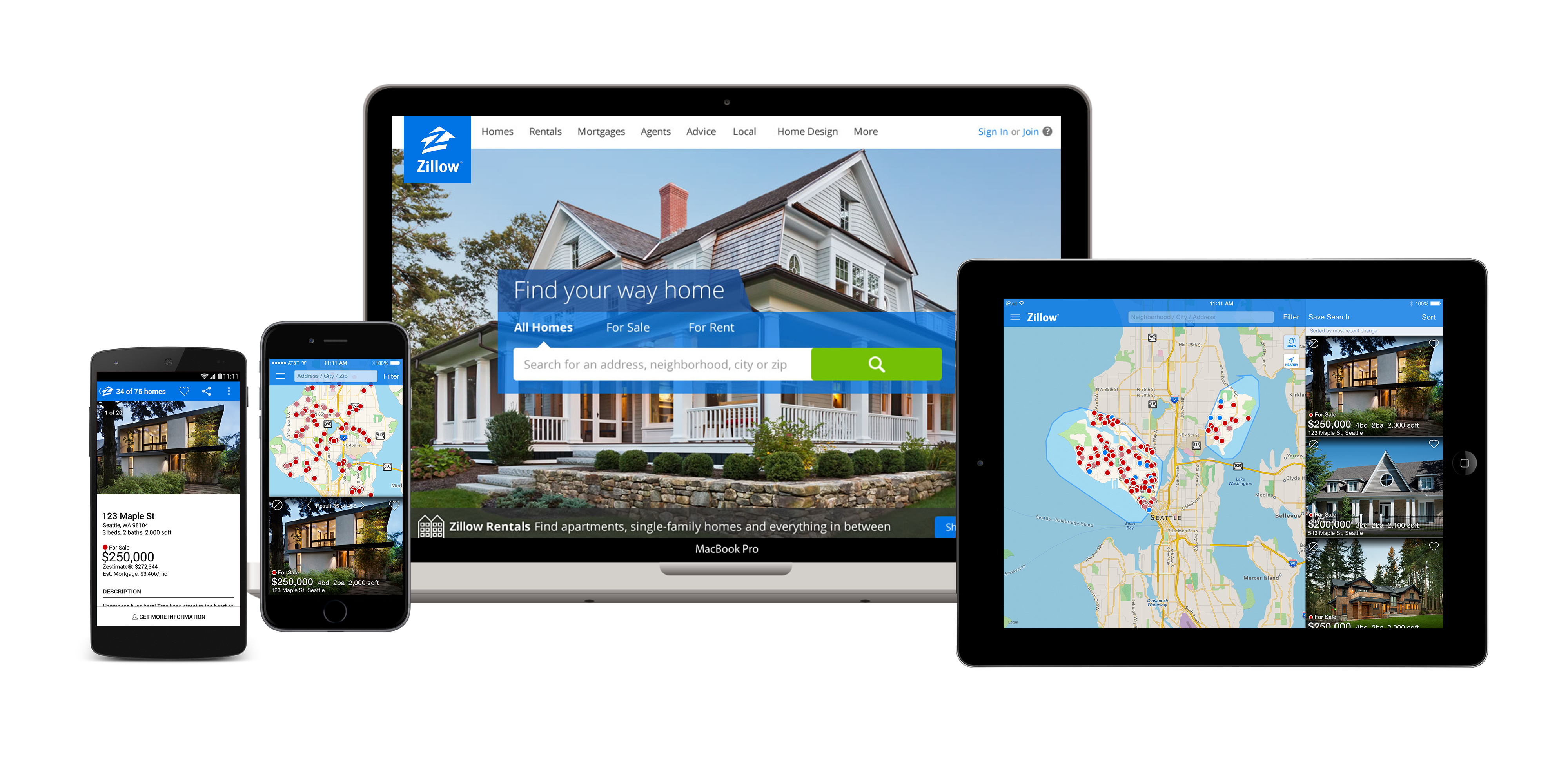 Zillow app (With images) Zillow, Apartment rental