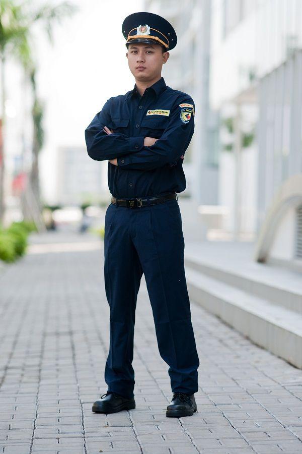 Mẫu đồng phục bảo vệ MS5