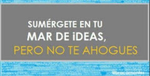 Mar de ideas