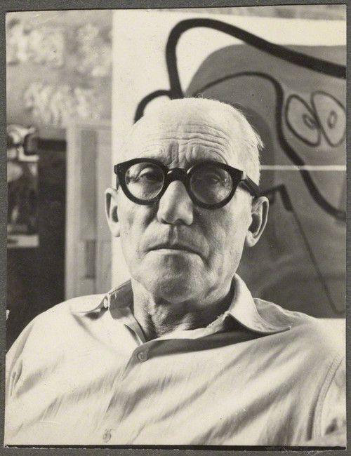 Charles Edouard Jeanneret Gris Le Corbusier Paris France Born