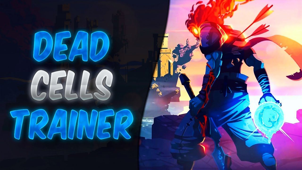 Dead cells trainer cheats how to download trainer for