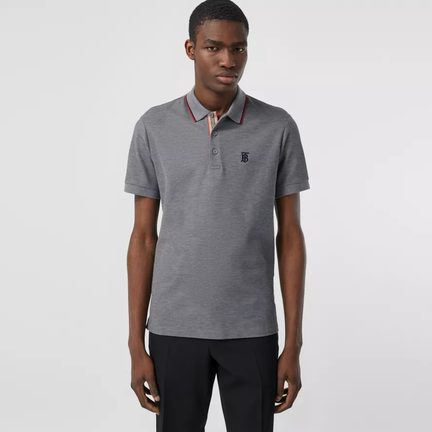 Polo Shirts T Shirts For Men Burberry United States Burberry T Shirt Pique Polo Shirt Polo Shirt