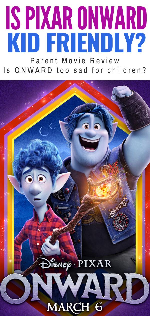Tearjerker Halloween 2020 Is Pixar's Onward Kid Friendly? What Ages Should See Onward? in
