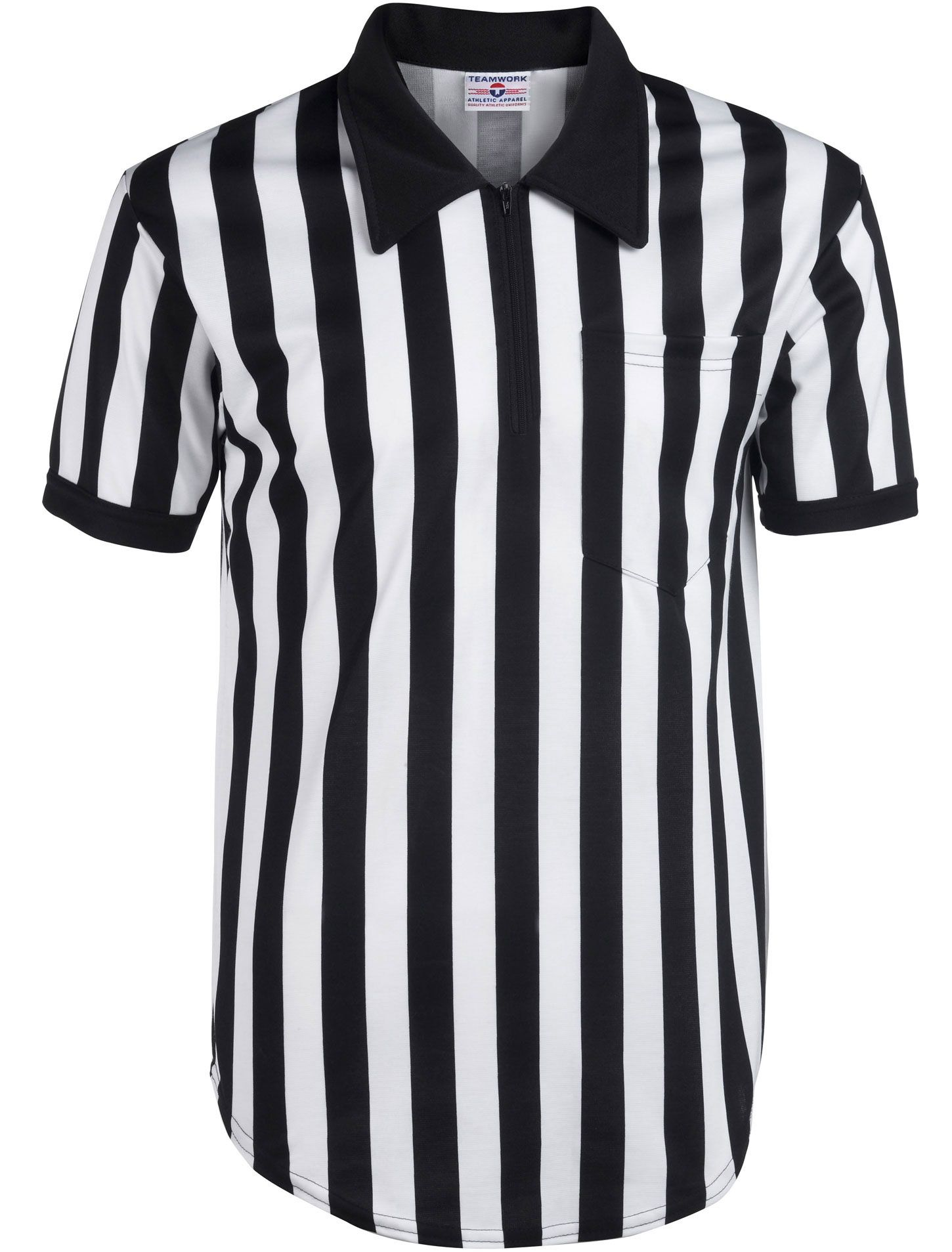 b55e1018e94 Mens Football Referee Shirt $39.09 embroidered with COB logo Could;t find a  blue and white stripe