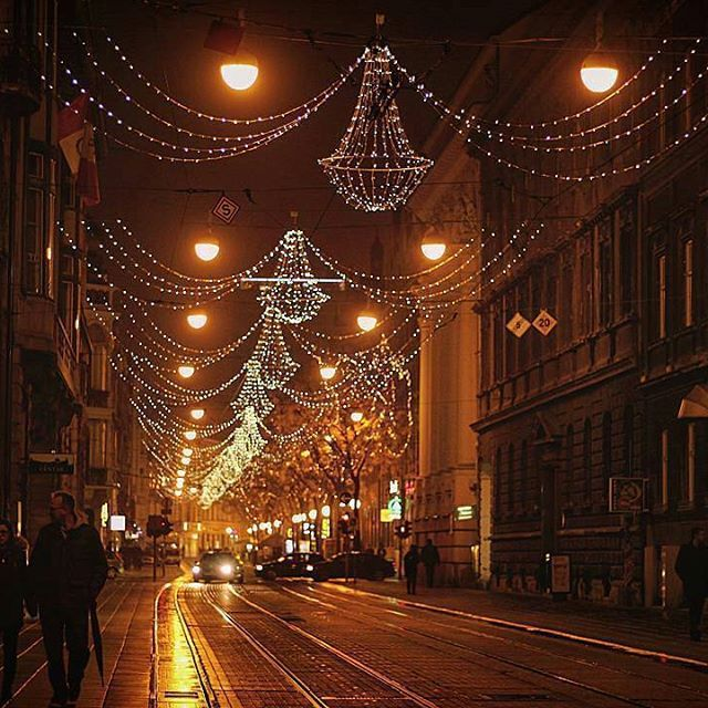 From Tlukinic96 It Is Finally Here Mykindofcroatia Advent Zagreb Croatia Advent Lights Putopis Night Nightpho Zagreb Croatia Croatia Excursions