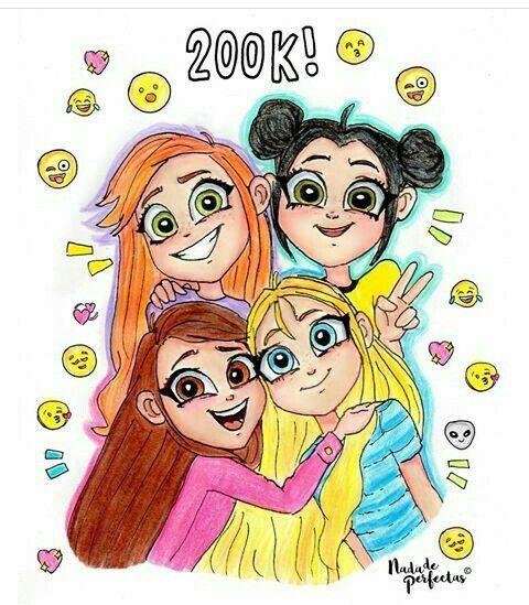 Me Kate Arpi Larisa Bff Bff Drawings Best Friend Drawings