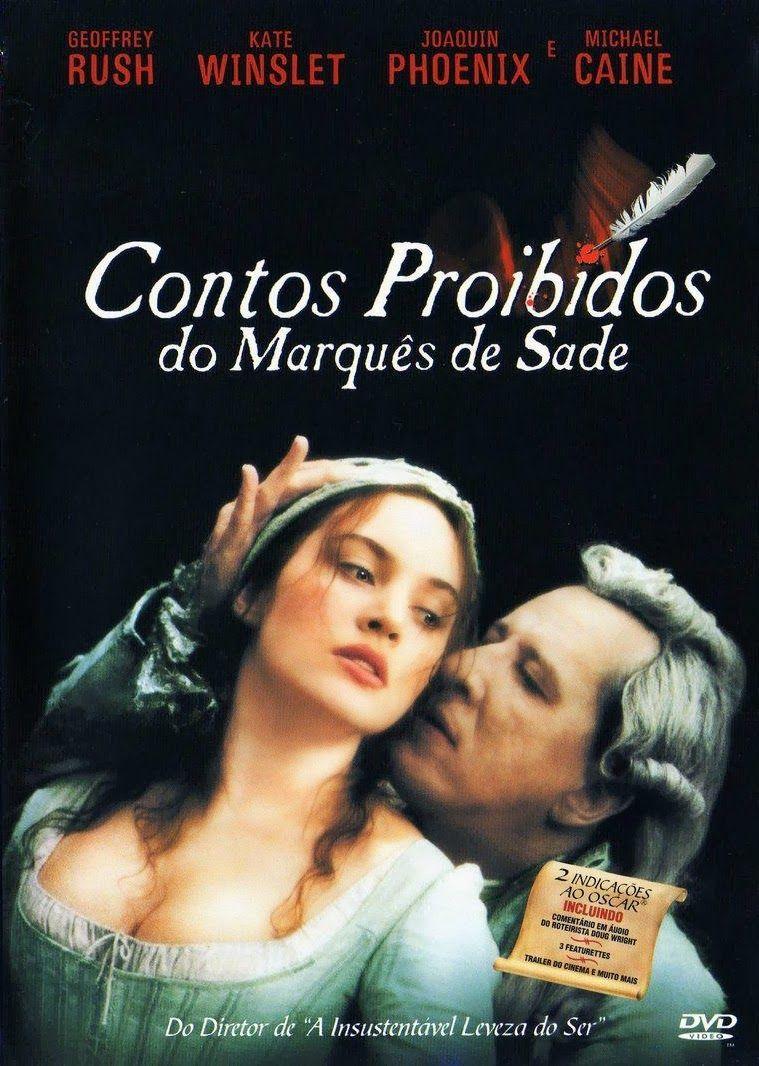 Contos Proibidos Do Marques De Sade Cartazes De Filmes Marques