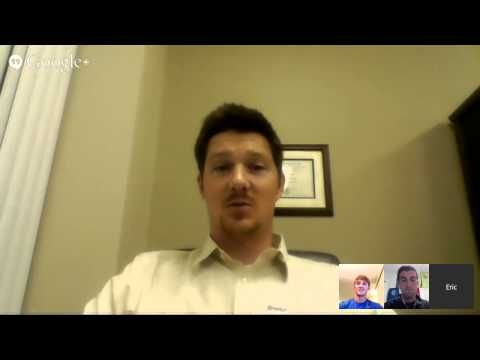 """The PPS-SSIG interviews Eric Christensen of """"Chandler PT"""" - YouTube #physicaltherapy Physical Therapy"""