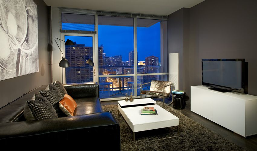 Gallery | Apartments for Rent in Downtown Chicago | The Lex Chicago High  Rise Apartment