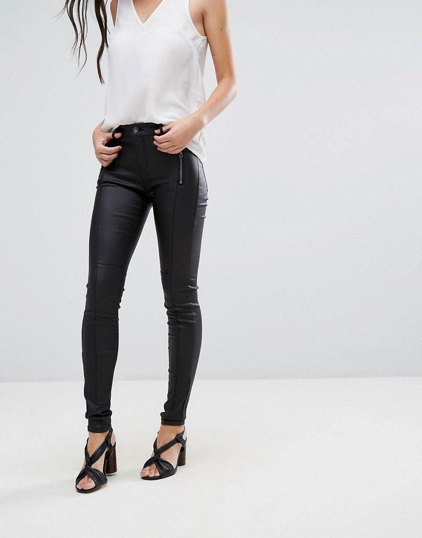 Revestido Vero 32inches Negro Moda Jeans z5Pw8q54