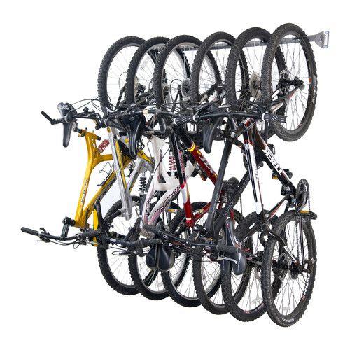Chattanooga Tennessee Garage Shapeups Garage Storage Ideas U0026 Tips Feature  Product Of The Day Monkey Bar Storage   Vertical Bike Racks .