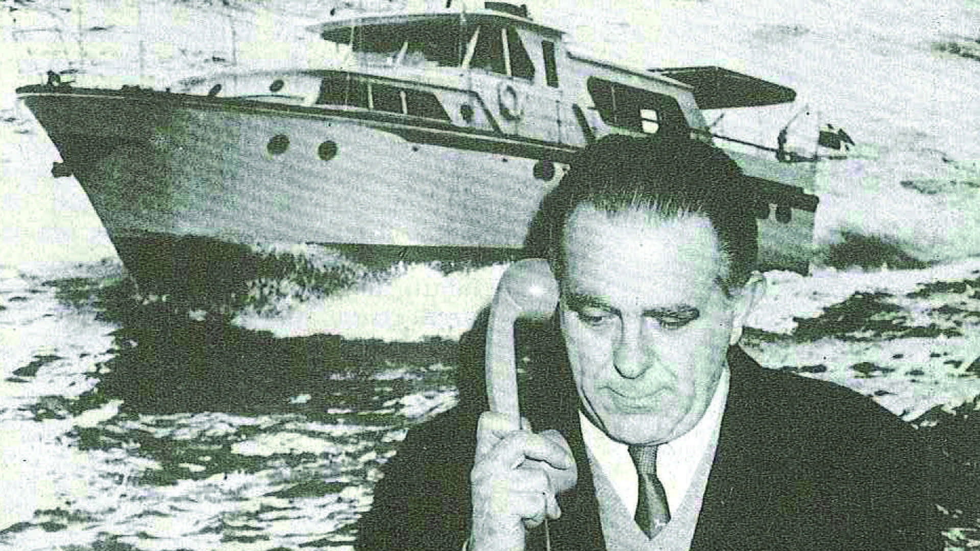 1963 - With Emilio Benetti's death, the management of the Fratelli benetti shipyard is handed doqn to his nephew Giuseppe and Giuseppe's youngest son, Lorenzo. The latter, making the previous generation's legacy his own, will later become a protagonist in the sector of international luxury yacht construction. www.benettiyachts.it