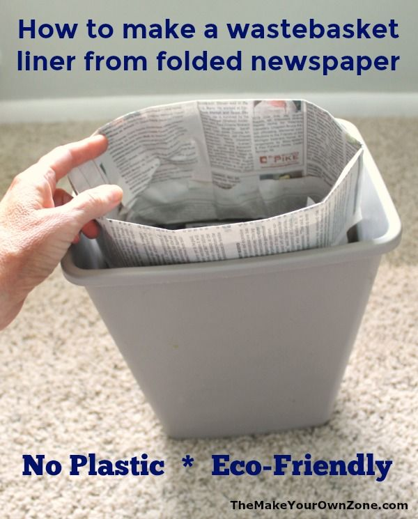 Recycle Old Newspapers To Make Your Own Bags In 2020 Diy