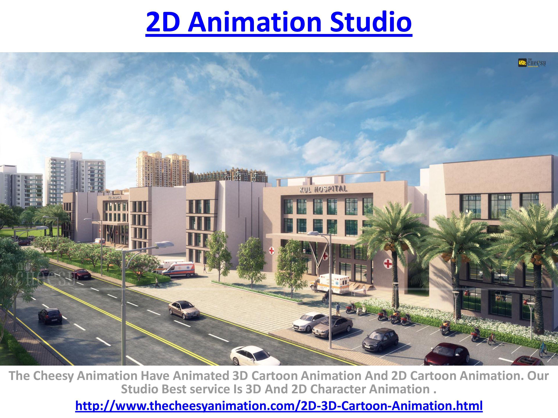 The Cheesy Animation Have Animated 3D Cartoon