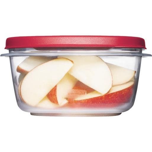Rubbermaid Home 5 Cup Food Container 1777087 Unit: Each, Clear