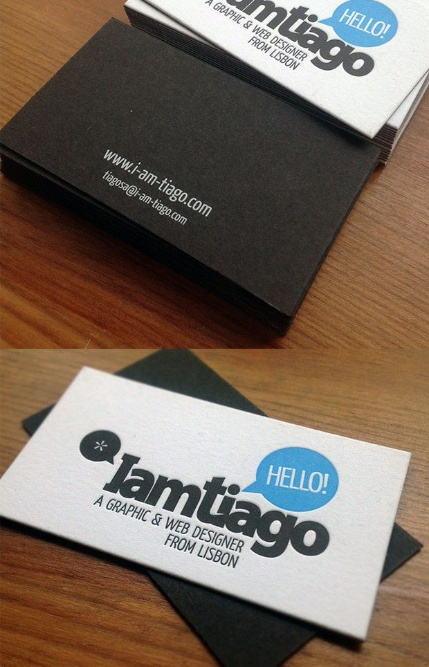 Business Card Design Inspiration | Business cards, Business and ...