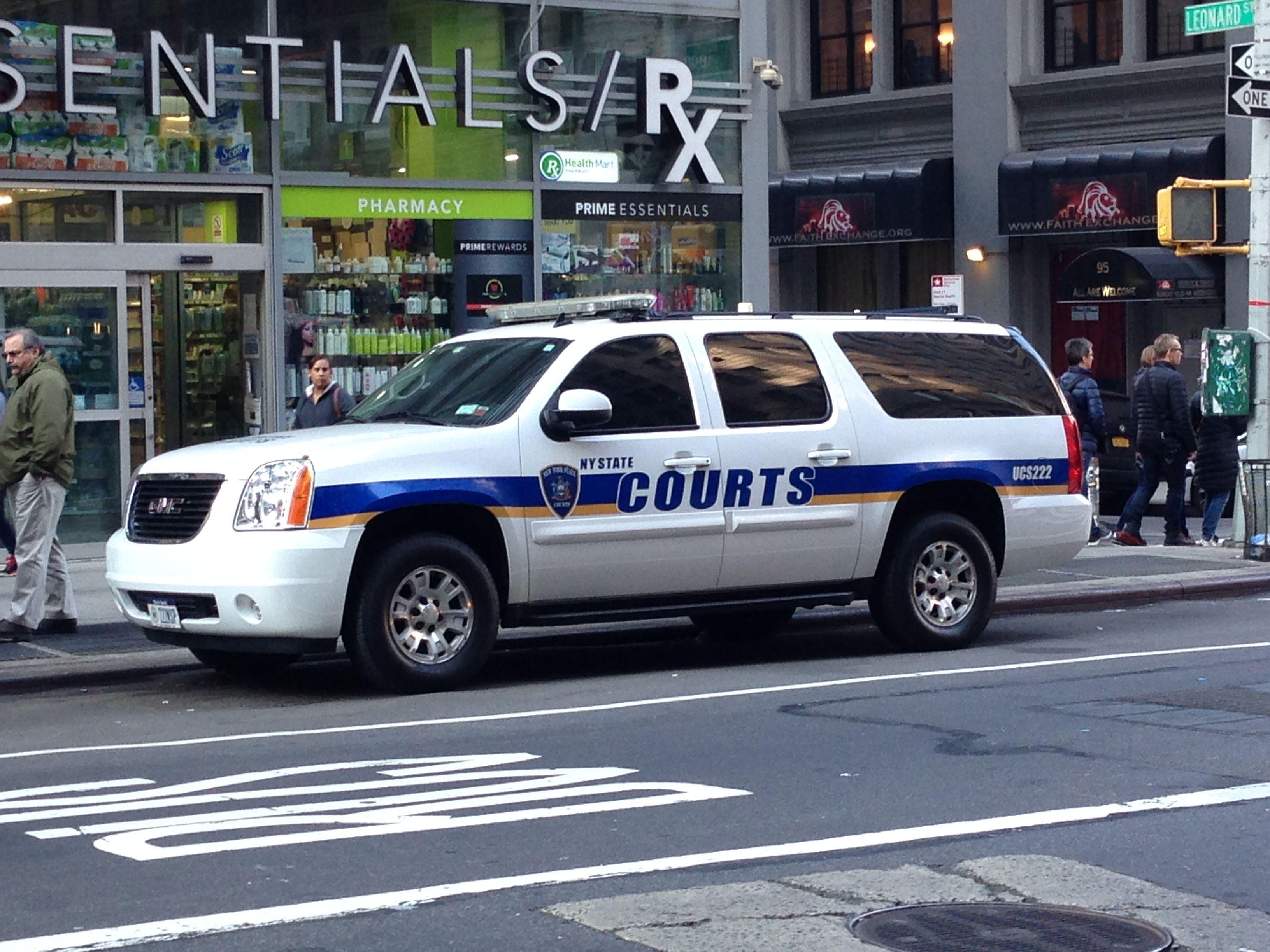 Brian Harris Chevrolet >> New York State Courts GMC Yukon XL | Police cars, Emergency vehicles, Car cop