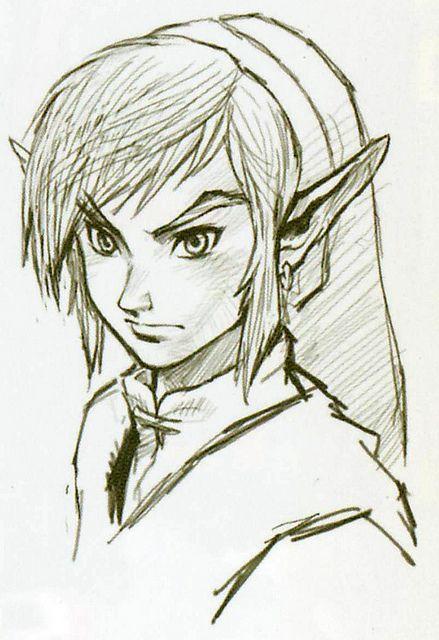 12_link_concept12_hh171   Zelda, Videojuegos y Dibujo
