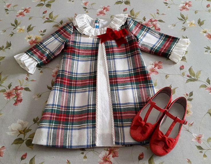 Patrones de vestidos para invierno