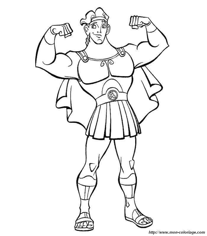 Hercules Ausmalbilder Ausmalbilder Für Kinder Ausmalbilder