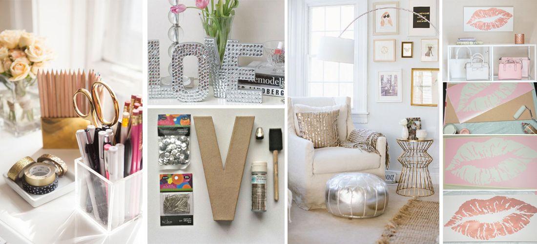 10 Formas Faciles De Hacer Decoraciones Elegantes Para Tu Casa