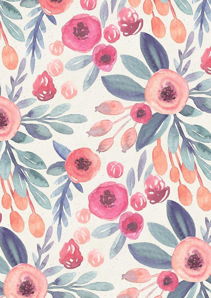 Love In Pink By Irtsya Fondos De Flores Fondos Florales Fondos