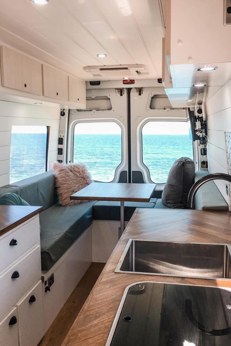 Photo of 50+ Amazing Camper Van Interior Ideas – House Topics