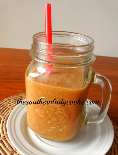 This Banana Pumpkin Smoothie is healthy and easy to make. Would be wonderful to take to work for break or lunch. A great pick me up drink anytime you need something. 1 cup almond milk 1 banana, cut…