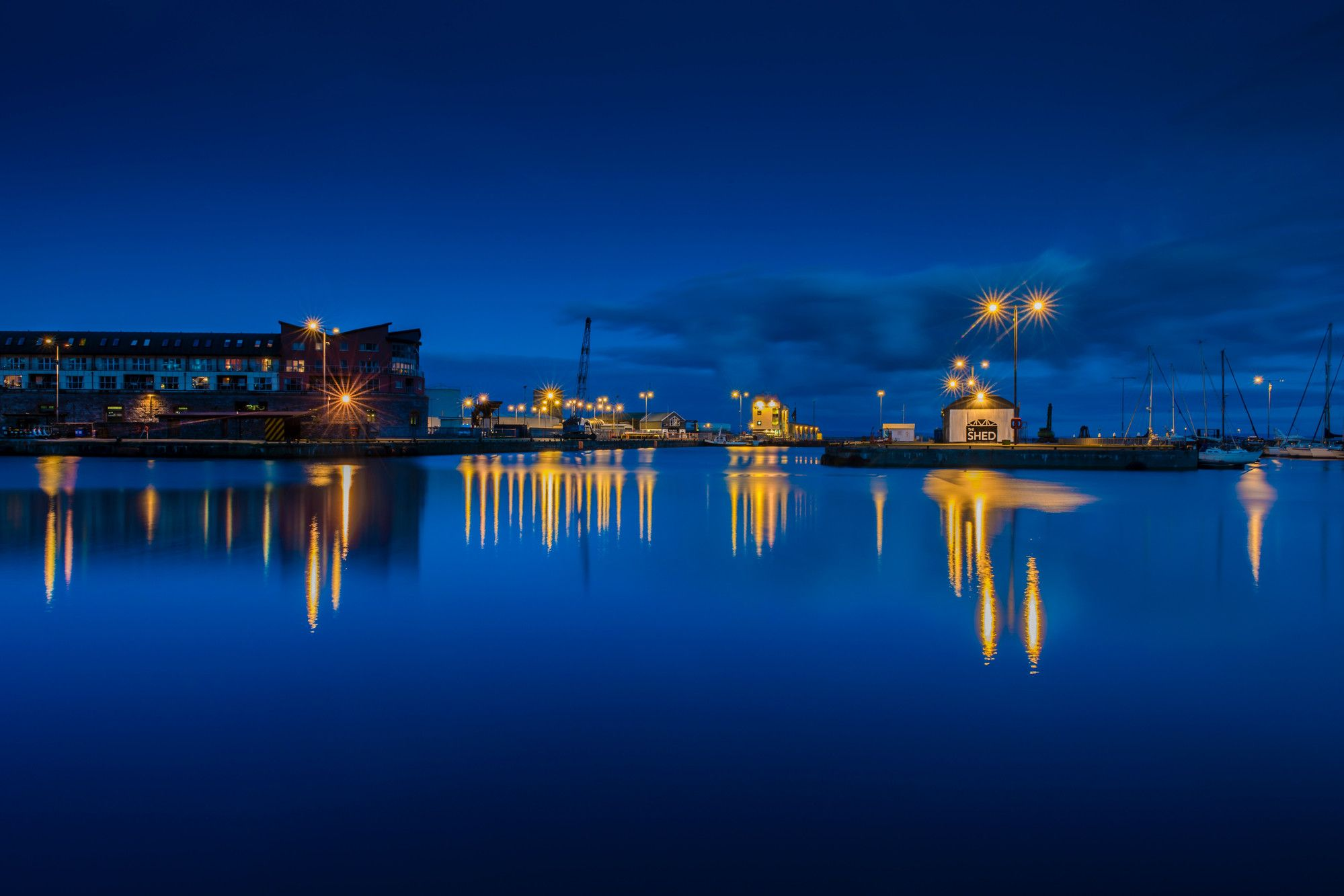 Galway docks galway docks is located on the west coast of