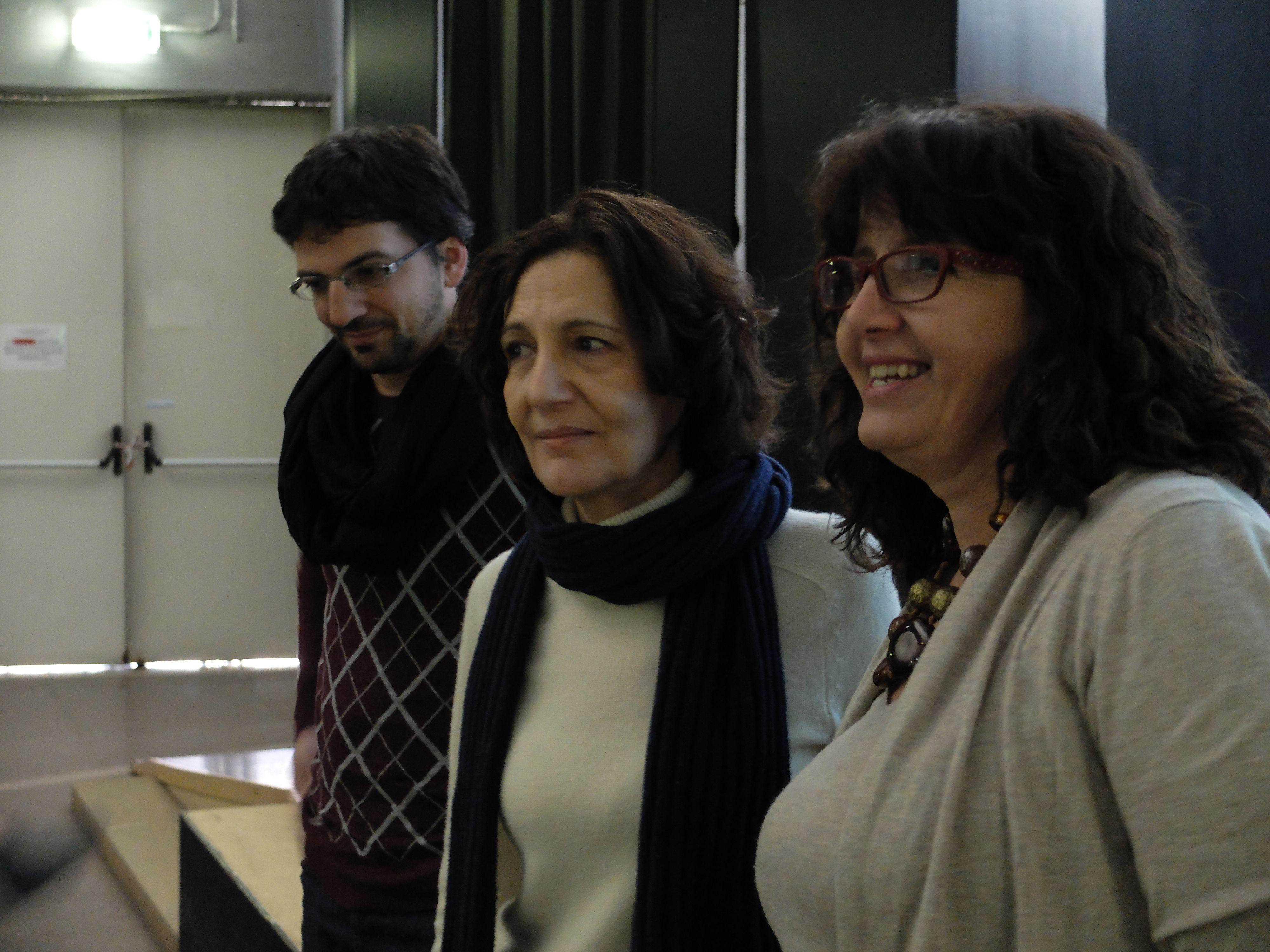 17 Febbraio: Lezione antimafia per i ragazzi della Don Cavalli con Mara Foti, madre coraggio del giornalista Giovanni Tizian