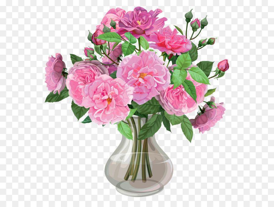 Vase Flower Bouquet Clip Art Flower Drawing Flower Bouquet Drawing Vase