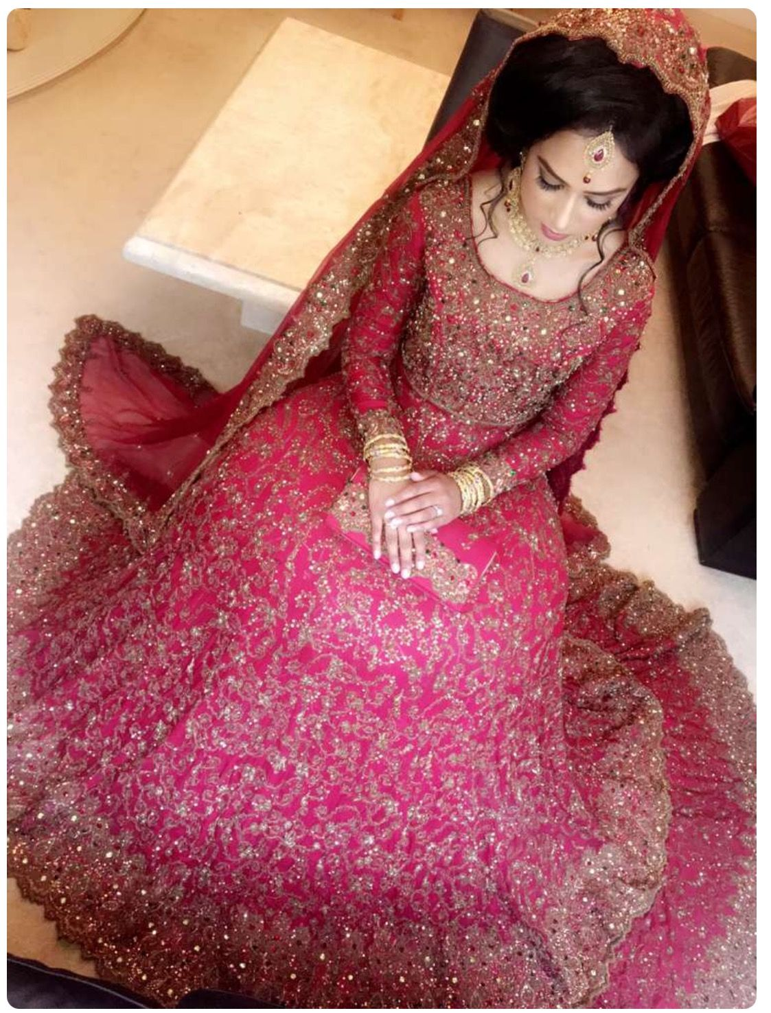 Pin de Shehrin P. en bridal looooks | Pinterest | Rabia, Ranas y ...