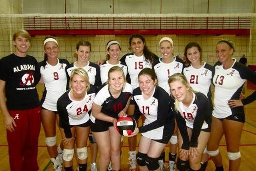 This Is A Default Title Alabama Crimson Tide Women Volleyball Alabama Crimson