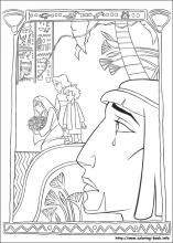 31 The Prince Of Egypt Printable Coloring Pages For Kids Find On Book Thousands