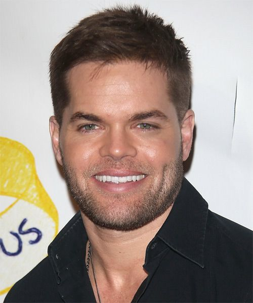 Tips: Wes Chatham, 2018s chic hair style of the cool talented  actor