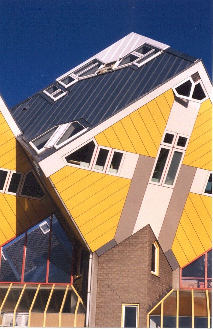 NedZink NATUREL - Cube houses - Rotterdam - 1