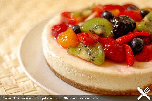 Der unglaublich cremige NY Cheese Cake | Rezept ...
