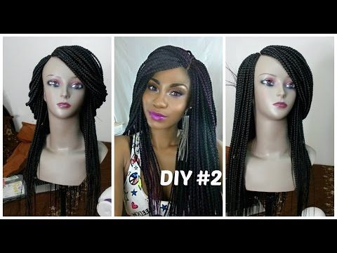 1000 Ideas About Box Braids Tutorial On Pinterest Throughout For How To Do Step By