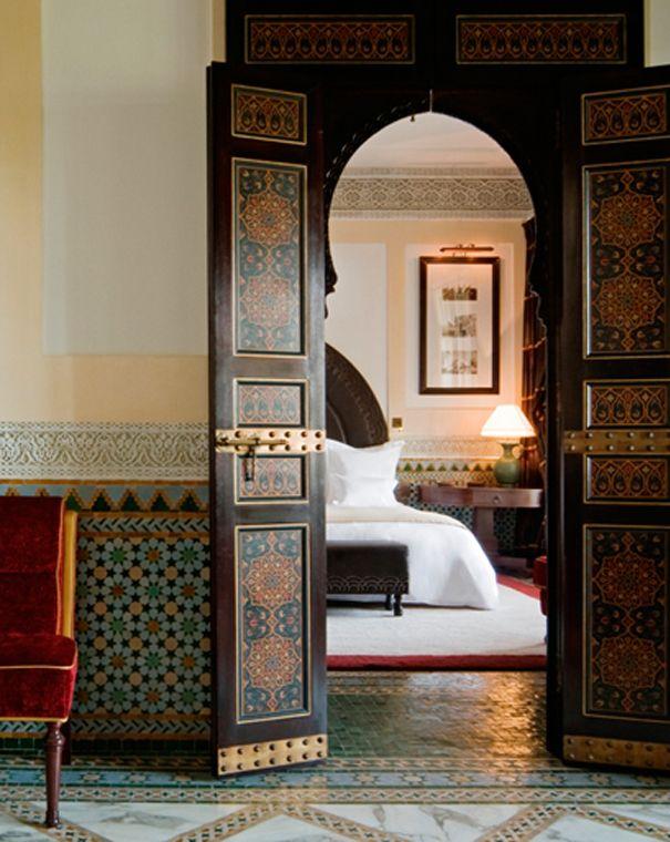 Architecture · HOTEL LA MAMOUNIA   HOTEL LUXE MARRAKECH ...