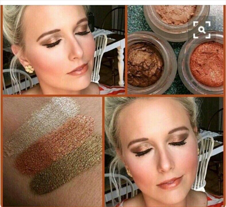Fall colors   Splurge cream shadow, Younique makeup ...