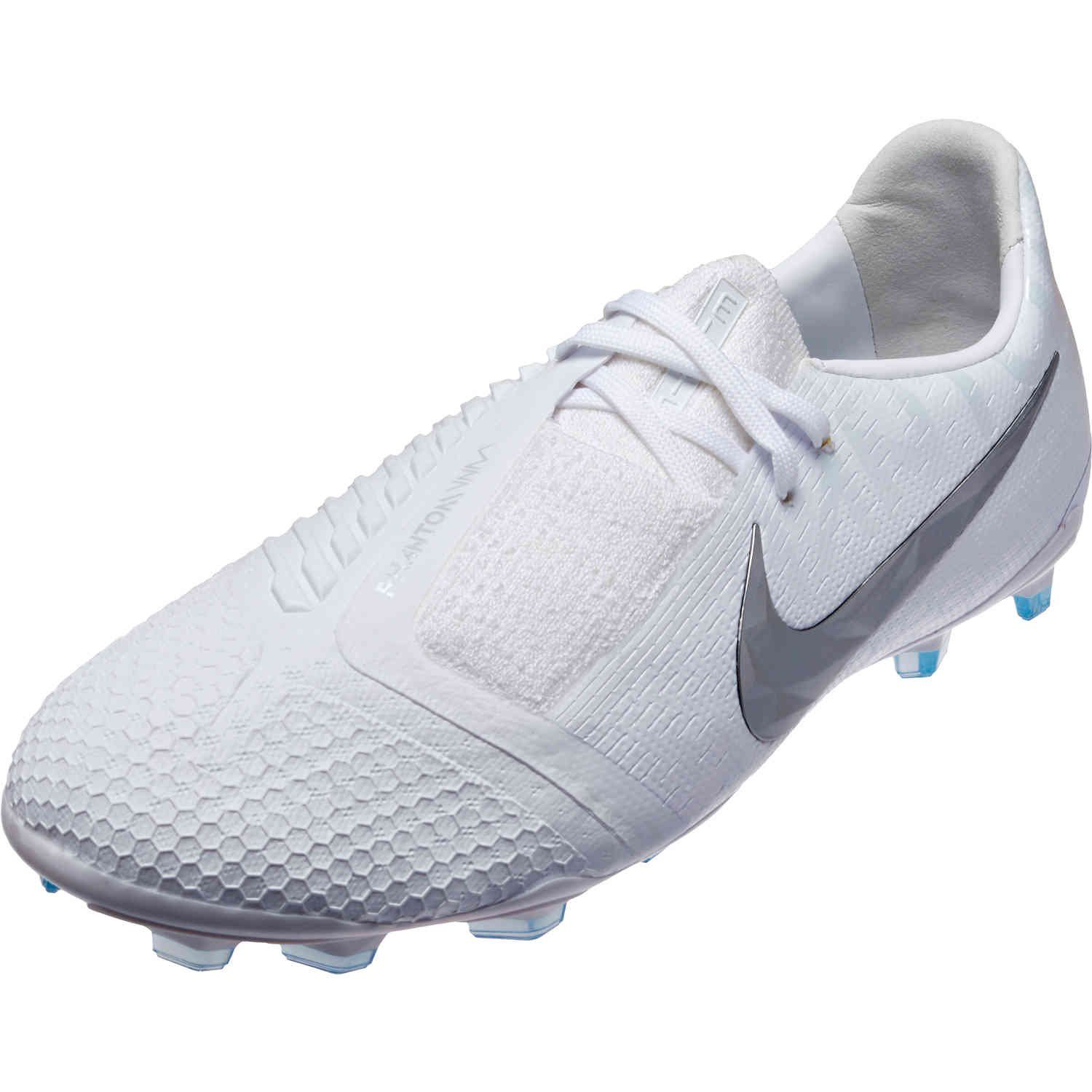 Kids Nike Phantom Venom Elite Fg Nuovo White Soccerpro Soccer Shoes Soccer Cleats Nike Soccer Girl Problems