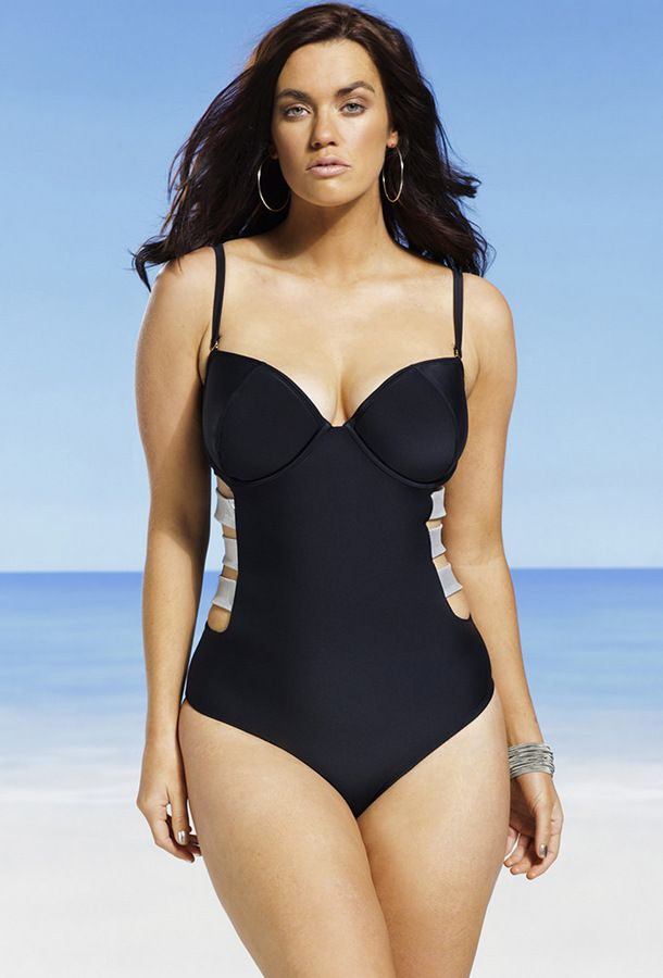 SEVEN One-Piece Plus Size Bathing Suits to Covet | Sexy, Swim and ...