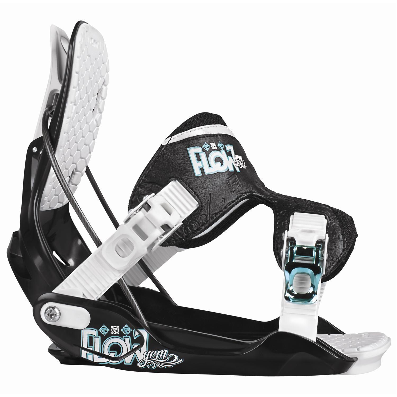 Flow gem snowboard bindings womens 2014 snowboard