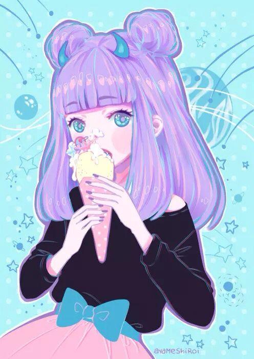 Wallpaper little girly girls teenage girly thoughts - Girly girl anime ...