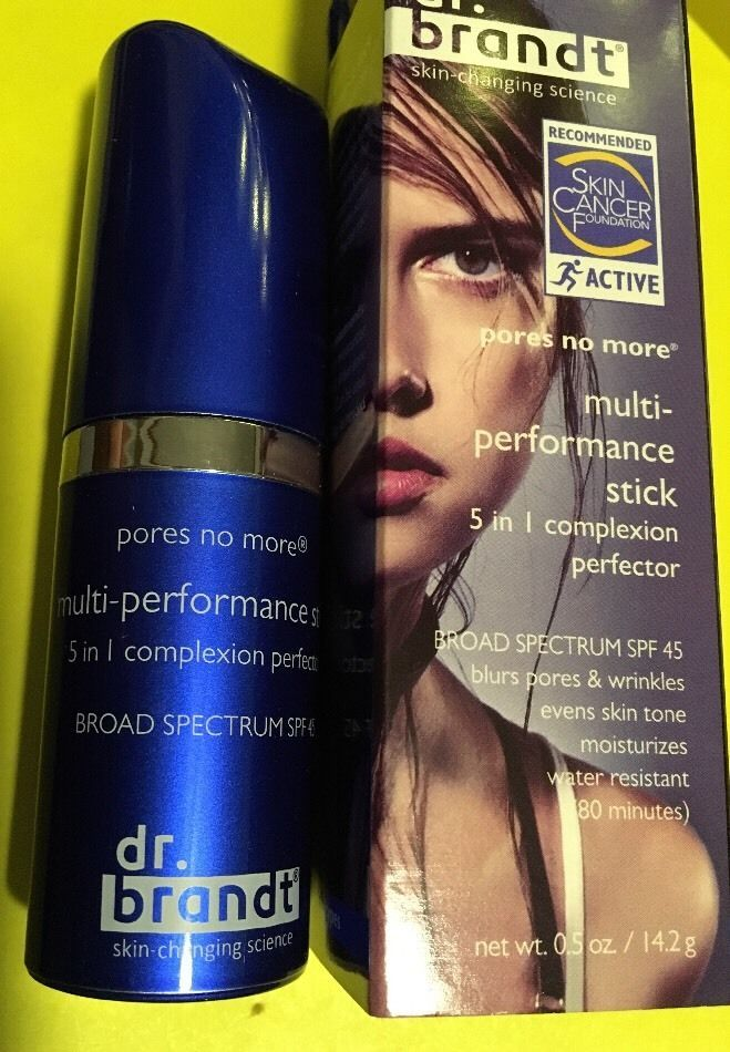 DR. BRANDT Pores No More multiperformance stick 5 In 1