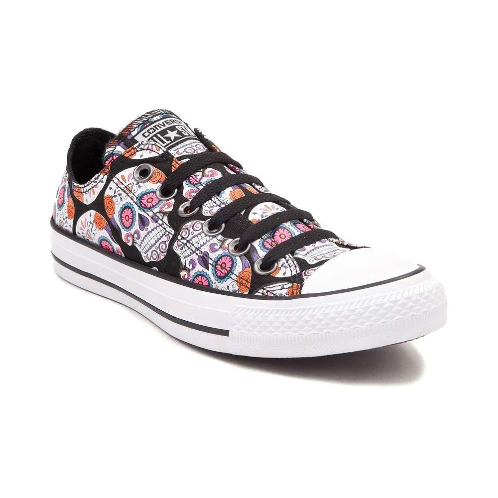 sugar skull converse shoes journeys