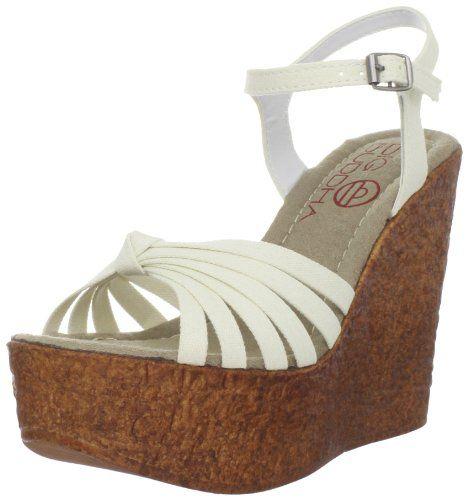 e0079c161d1 Big Buddha Women s Mojo Wedge Sandal
