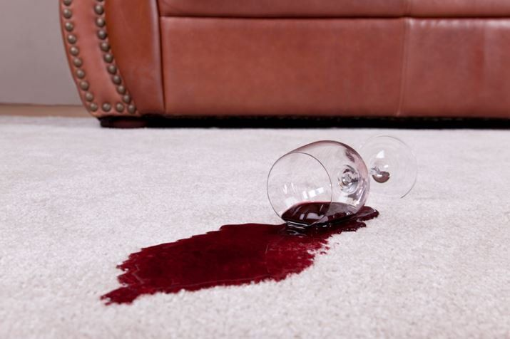 How To Remove Red Wine Stains From Carpet Rugs Red Wine
