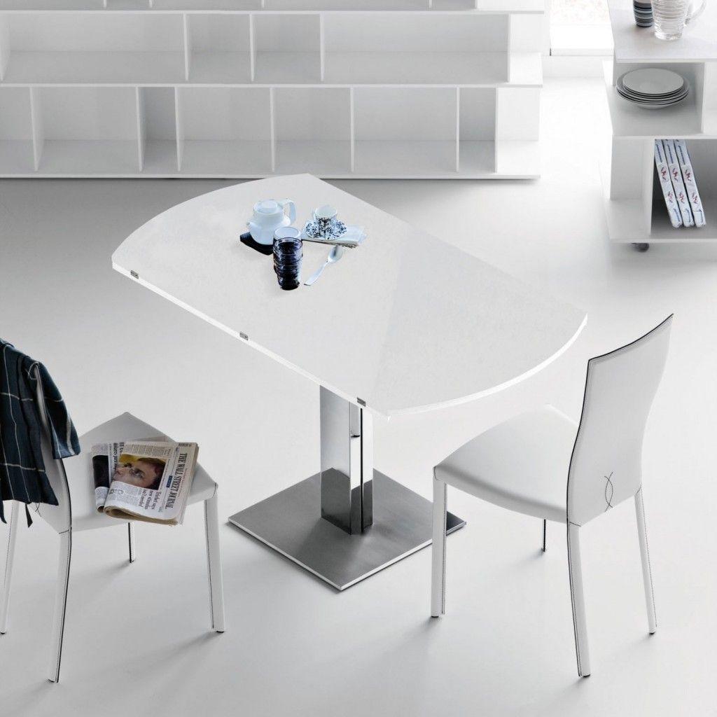 Delumu - Mesa de cocina rectangular / redonda abierta | Delumu ...