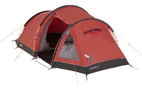 OEX Coyote III Tent -- -- h -- inner tent -- splits into two separate carry bags to share load each pack size 43 x 21 x 21  sc 1 st  Pinterest & OEX Coyote III 3-Person Tent | camping | Pinterest | Tents